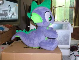 Spike!! by Caleighs-World