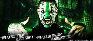 Nerox Sthyx Profile Banner. by demonxnero