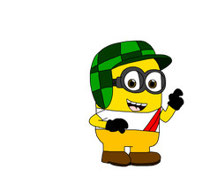 Chavo Minion by SuperMarcosLucky96