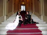 Lady Loki And Himself by Riunien
