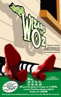 Wizard of Oz poster by charlando