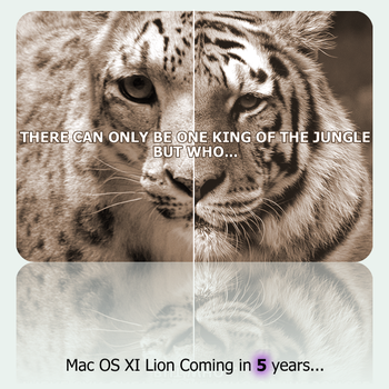 Mac OS XI Lion - in 5 years by gpersaud