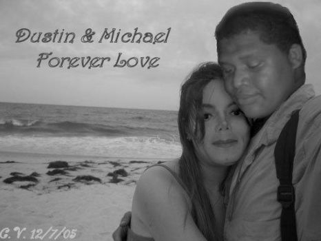 DD and MJ  Forever Love by LastCrimsonNight
