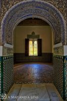 Seville: Window Light by Mgsblade