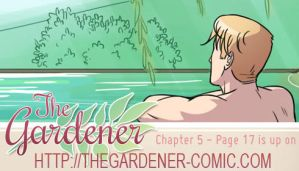 The gardener - Chapter 5 page 17 by Marc-G