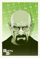 Breaking bad - Walter White by Zenithuk