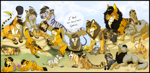 We are family by Terryburr
