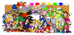 20 Years of Sonic by Tee-J