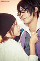Fushimi x Yata: So Close by Animaidens