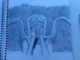 Weeping Angel by MoonProphecy