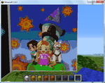 ~Tangled Minecraft Creation~ by Pat-The-Kitsune