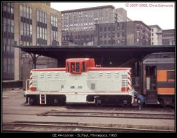 SPUD GE 44-tonner by classictrains