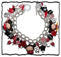 Pucca bracelet - False-desire by Cute-Craft