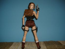 Custom Lara's Back by billvolc