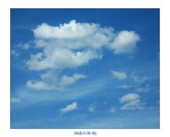 Clouds in the sky by ronald87