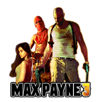Max Payne 3 Icon by Ni8crawler