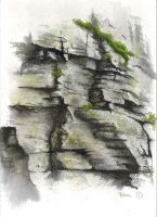 Rocks - Study by alarie-tano