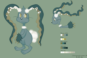 Rock Candies Critter/OC by CheerySoundNinRoren