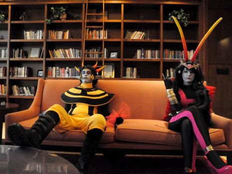 Troll Marriage Counseling by AngelicDevil1612
