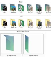 live folder front and back by steelew