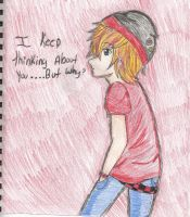 I Keep Thinking about You...but Why?? by Chibii-chii