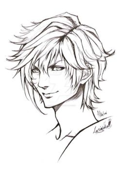 Prompto2 by lacrimadoll