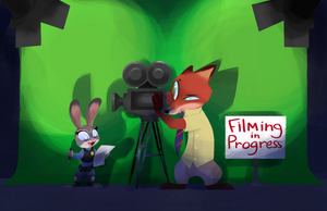The Making of Zootopia by TalonsofIceandFire