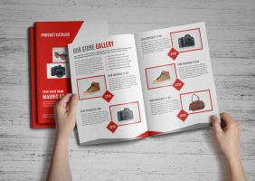 Product Promotion Brochure by Jabinhossain