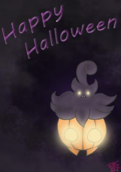 Happy Halloween by The-Danitor