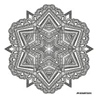 Mandala 54 by Mandala-Jim