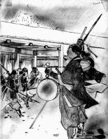 Forty Seven Ronin of Ako by OnTheEveningTrain