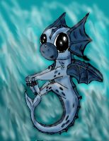 Sea Draggy Baby by TeapotTritium