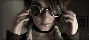 Goggles by LadyduLac