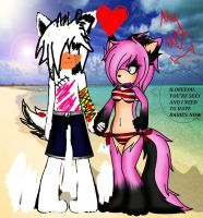 .:MY ART. DON'T STEAL:. (I have permission xD) by XxLuciferStarxX