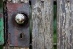 Rusted Fence 16134210 by StockProject1