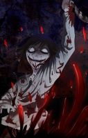 jeff the killer by BleHc