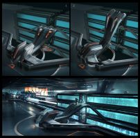 TRON: Legacy - Rectifier by barontieri