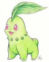 Chikorita FTW by Eevee4Ever