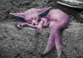 Espeon by Crabturtle