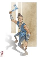 Sokka Again by Hyptosis