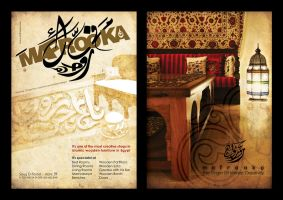 Mafrooka Flyer by amal--elhussiny