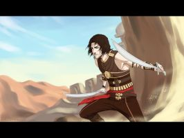 Prince of Persia by Sideburn004