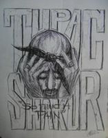"""""""so much pain"""" -tupac shakur. by Mr-Springserpent"""