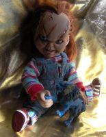 Chucky Playing by Hauptsturmfuhrer