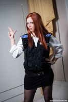 Doctor Who - The Name's Pond. by CrystalPanda