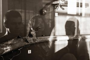 The exhibition of old weapons.3 by Bobbyus