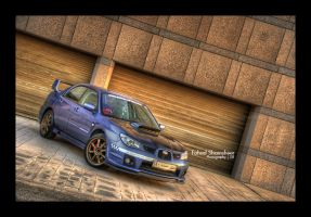 Bill's Impreza HDR by Fo-Dani
