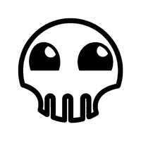Skull Awesome Smiley by E-rap