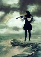 Adagio for strings by moiFontaine