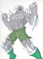 Doomsday-Monster Unleashed by RobertMacQuarrie1